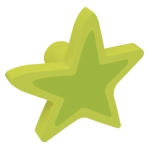 Pomo Infantil Juvenil Madera Estrella Verde 467VE