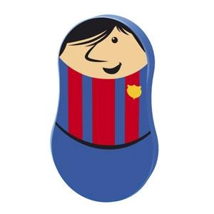 Pomo Infantil Matrioskids Futbolista Azul Granate 793J