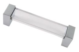 tirador metacrilato cristal 671CR1