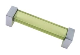 tirador metacrilato verde 671VE1