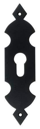 Bocallave Herraje Castellano Negro 92B