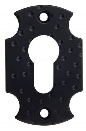 Bocallave Herraje Castellano Negro 97B