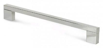 Tirador Contemporaneo Aluminio Cromo Brillo 2338A
