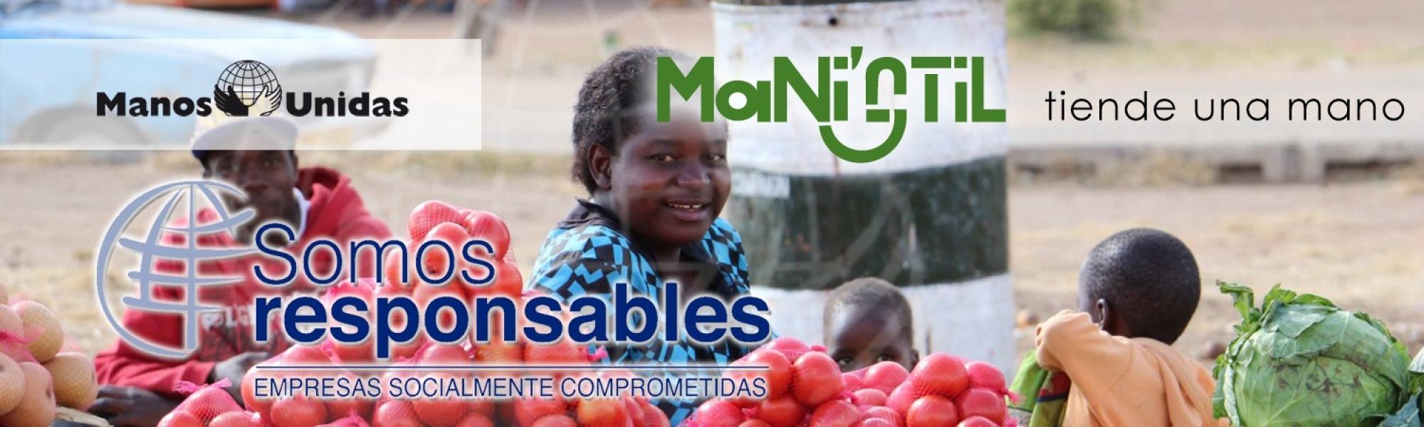 RESPONSABILIDAD SOCIAL MANOS UNIDAS