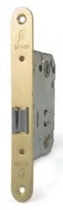 componentes de una puerta picaporte caja