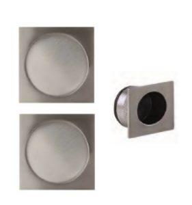 placa tirador puerta corredera cocina