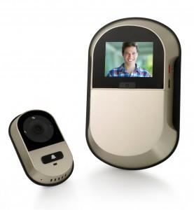 mirilla electronica wifi 757 video conversacion